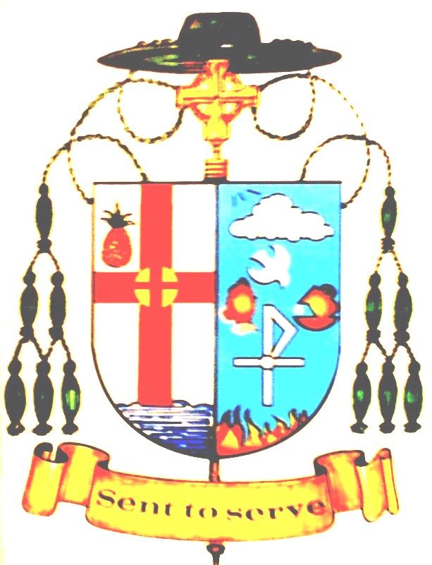 Abp Dufour (as Bp of Montego Bay)
